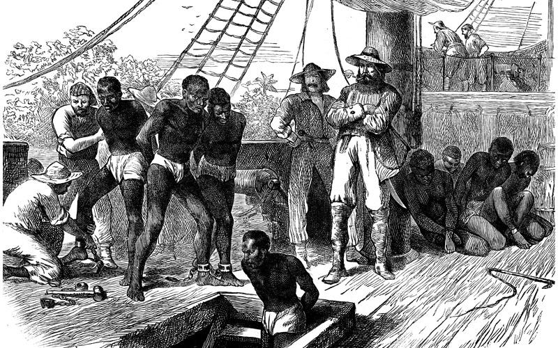 slavery-days